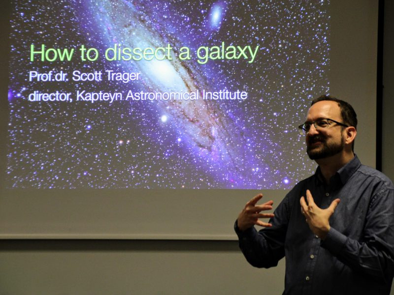 Lecture: how to dissect a galaxy