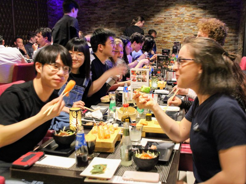 Japanese Lecture & Dinner